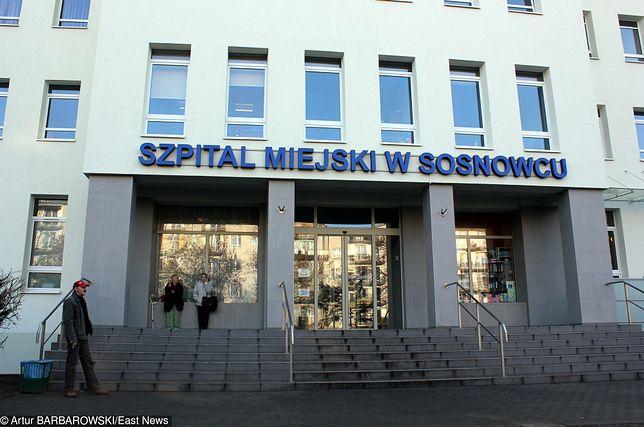 W Sosnowcu zmarł pacjent, który nie doczekał się pomocy na izbie przyjęć szpitala.