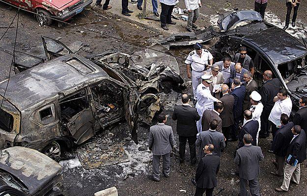 Egipt: prokurator generalny zmarł w wyniku ataku bombowego