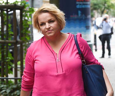 Dziennikarka znana jest z programów o odżywianiu się