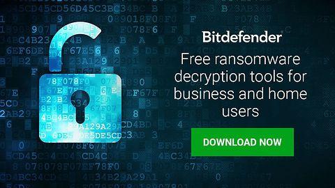 Bitdefender z odsieczą. Ofiary ransomware REvil odetchną z ulgą
