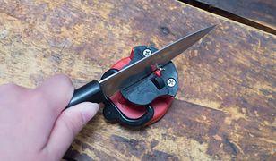 Ostrzenie noży dobrej jakości sprzętem jest bajecznie proste