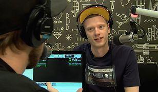 Jako jedyny raper na Litwie śpiewa w języku polskim