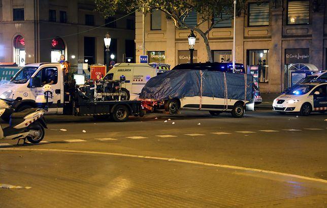 W dwóch zamachach w Hiszpanii zginęło 15 osób