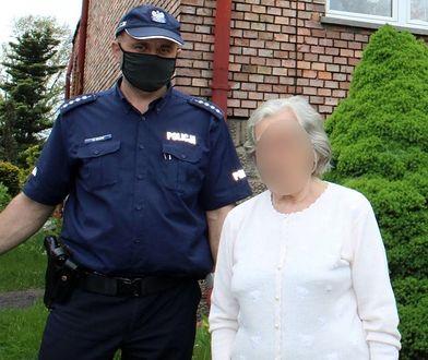 Śląskie. Sukcesem zakończyły się poszukiwania 82-letniej mieszkanki Kłobucka, której zaginięcie zgłosili jej bracia.