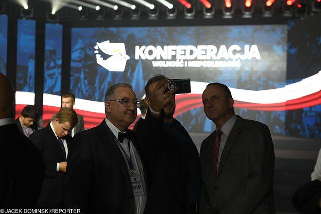Konwencja programowa Konfederacji w Warszawie