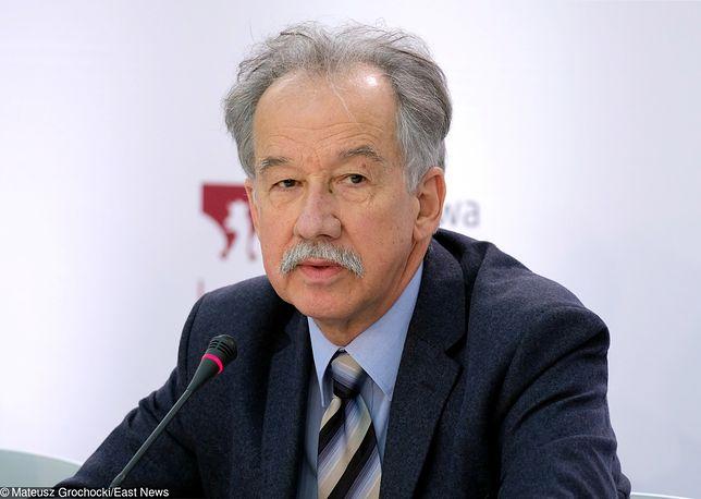 Sędzia Wojciech Hermeliński o porównywaniu orzeczeń TK i TSUE: to jak porównywać śliwki z gruszkami