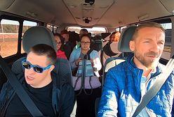 Przemek Kossakowski podróżował z ludźmi z zespołem Downa. Zapytał ich o aborcję