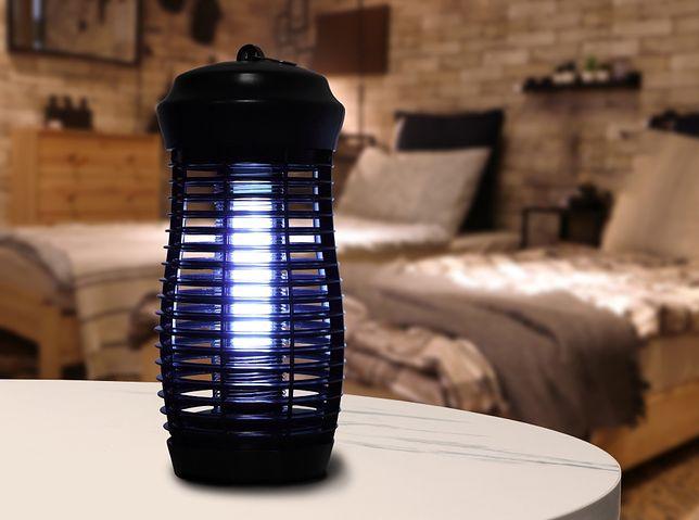 Lampa na owady pozwoli uniknąć uciążliwych ukąszeń bez środków chemicznych i... zbędnych nerwów
