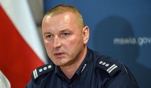 Warszawa. Stołeczna policja ma nowego komendanta. Nowy szef przybywa z Kielc