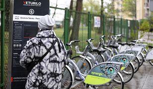 Koronawirus w Warszawie. Na ścieżkach tłumy rowerzystów