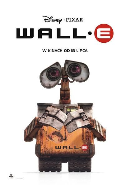 10. WALL.E: 532 mln dolarów