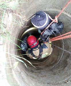 Dramat w Leśnicy. Ciało młodego mężczyzny wyłowiono ze studni