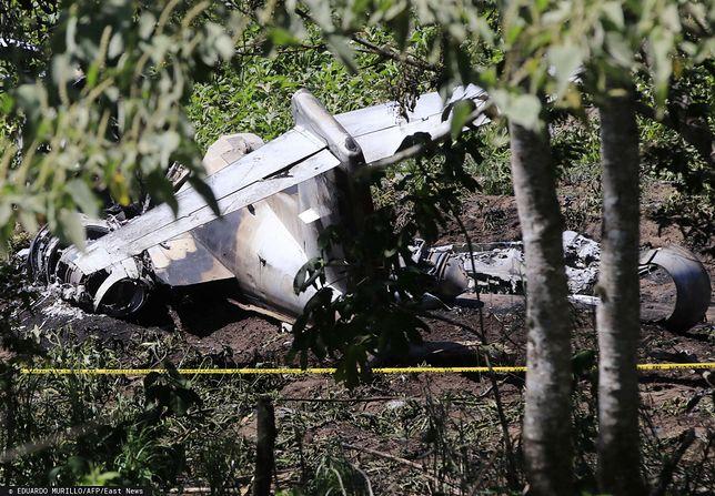 Meksyk. W katastrofie lotniczej zginęło sześć osób