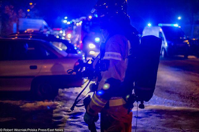 Pożar wybuchł w szpitalu w Miastku (Zdjęcie ilustracyjne)