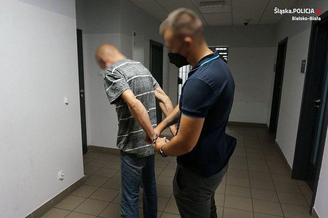 Bielsko-Biała. 28-latek wpadł w ręce policji.