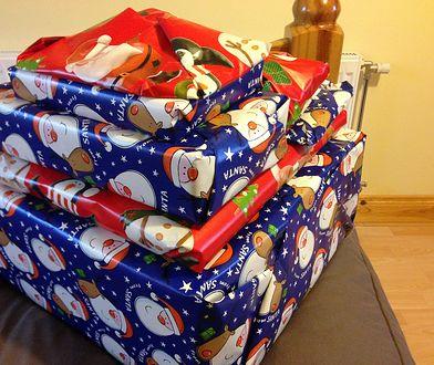 Nawet jeden na pięć prezentów jest kompletnie nietrafiony.