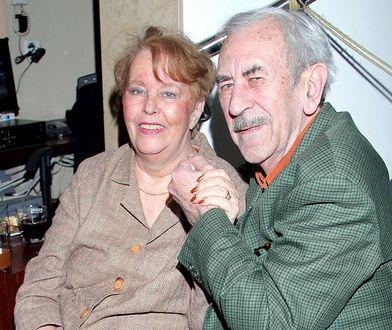 Jan Kobuszewski i Hanna Zembrzuska. Ich związek opierał się na miłości, wierności i szacunku