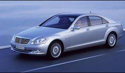 Mercedes Klasa S – czysto męska dominacja!
