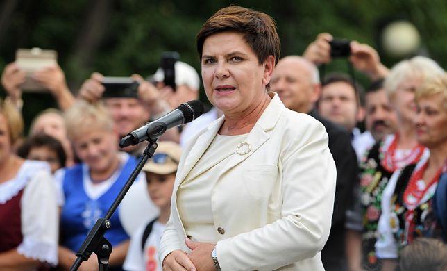Beata Szydło w Radzie Muzeum Auschwitz-Birkenau. Parlamentarzyści KO chcą jej odwołania