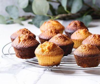 Bananowe muffinki wg przepisu Nigelli Lawson. Rozpływają się w ustach