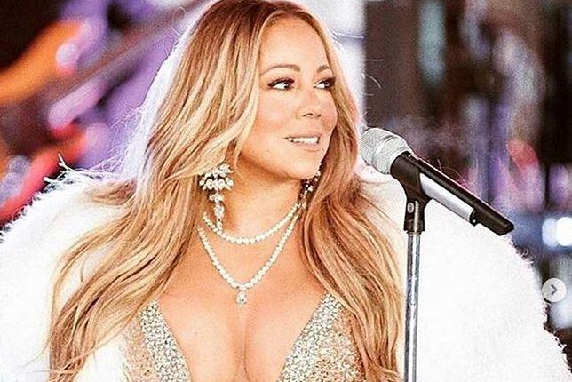 """Mariah Carey wypuściła nowy teledysk do świątecznego hitu """"All I want for Christmas is you"""""""