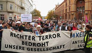 W berlińskim pochodzie wzięły udział tysiące osób