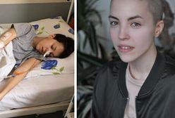 """Magda ma 20 lat i walczy o życie. """"Strasznie chcę żyć"""""""