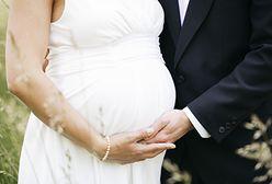 Brała ślub kościelny w ciąży. Zdradza, co usłyszała od księdza