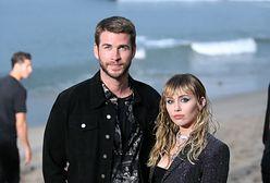 Miley Cyrus rzuciła męża. Liam Hemsworth przerwał milczenie