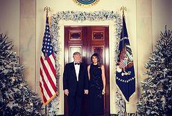 Melania i Donald Trump świętują na Florydzie. Melania zaskoczyła nowym zdjęciem
