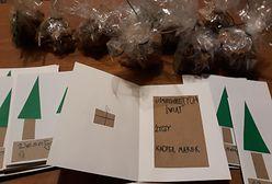 7-letni Kacper napisał  list do sąsiadów. Takich bohaterów potrzebujemy