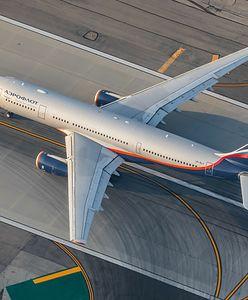 Moskwa. Boeing 777 awaryjnie lądował na lotnisku Szeremietiewo