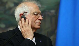 Rosja. Josep Borrell podsumował wizytę w Moskwie