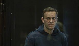 Aleksiej Nawalny przed sądem. Jest wyrok. Ogromne siły służb