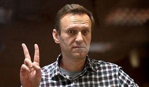 Rosja. Aleksiej Nawalny skazany na 850 tys. rubli grzywny. Miał zniesławić kombatanta