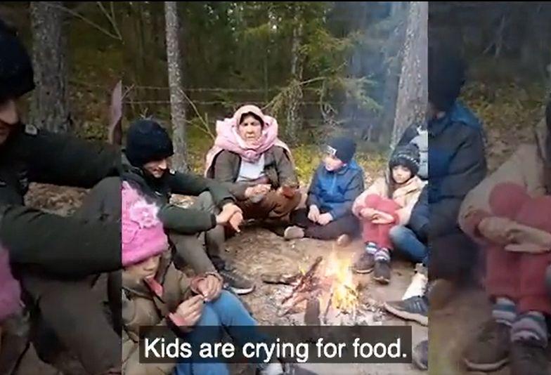 Dramat dzieci z Michałowa. Gdzie są teraz? Ujawniono nowe nagranie
