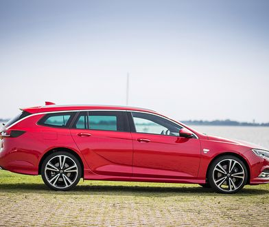 Co ma do zaoferowania nowy Opel Insignia Sports Tourer?