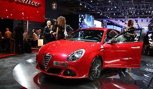 Grupa Fiata na Paris Motor Show 2010