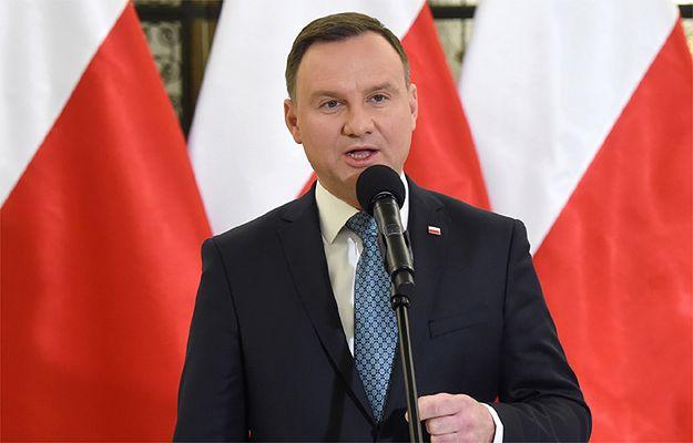 Wypadek w Oświęcimiu. Andrzej Duda był w kontakcie z Beatą Szydło