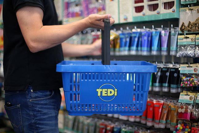 Sieć Tedi idzie jak burza. Plan: 50 sklepów w pół roku