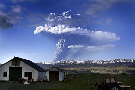 Wybuch wulkanu spowoduje globalne ochłodzenie?