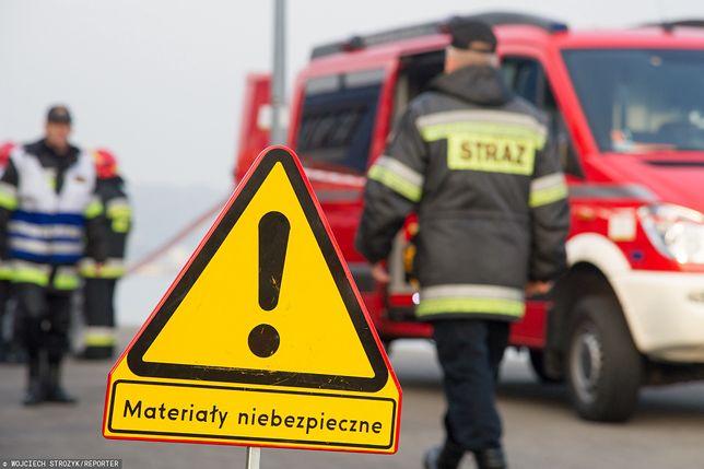 Warszawa. Skażenie gleby kwasem solnym przy Elektrociepłowni Siekierki