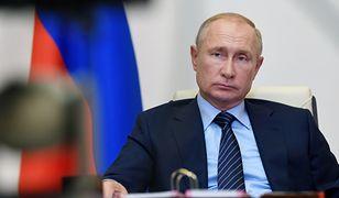 Koronawirus. Władimir Putin ogłosił rejestrację pierwszej szczepionki na COVID-19