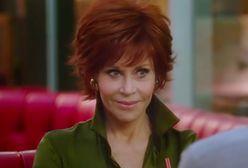 Jane Fonda nie do poznania. Dla roli zmieniła charakterystyczną fryzurę