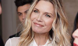 Michelle Pfeiffer ćwiczy do roli. Trudno uwierzyć, ile ma lat