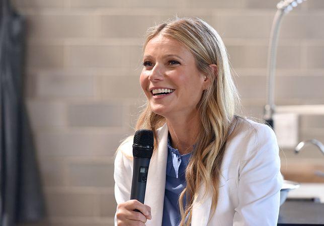Gwyneth Paltrow zorganizowała przyjęcie. Poprosiła, aby celebrytki przyszły bez makijażu