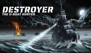 Nadciąga Destroyer: The U-Boat Hunter. Zobacz pierwszy zwiastun najnowszej produkcji od Iron Wolf Studio