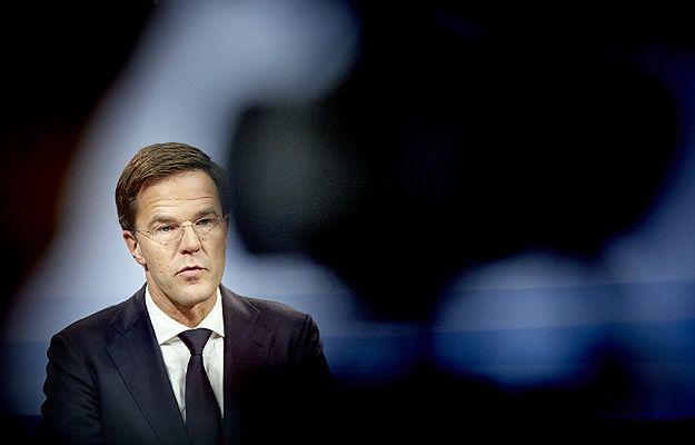 Kryzys migracyjny. Premier Holandii: UE może upaść jak Imperium Rzymskie