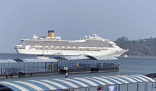 Statek Costa Fortuna