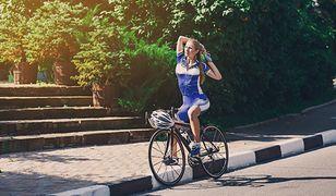 Strój na rower powinien być przede wszystkim wygodny